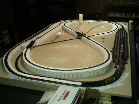 N Scale Layout 3