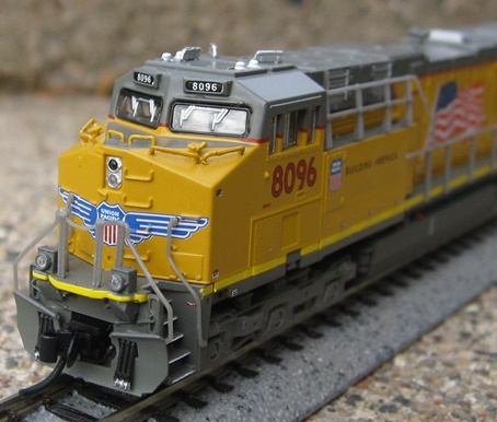 Broadway Limited Imports (China) GE ES44AC