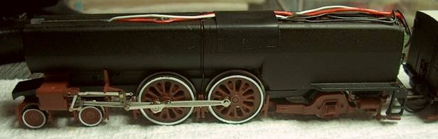 Fox Valley Models  China  Milwaukee Road Class A 4
