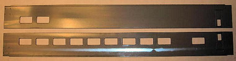 All Different Cars >> Laser Horizons Styrene Passenger Car Kits