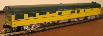 Overland Models Inc Ajin Brass Union Pacific Business Excursion